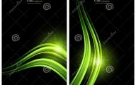 Green And Black Abstract Wallpaper  8 Desktop Wallpaper
