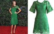 Green And Black Dress  1 High Resolution Wallpaper