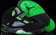 Green And Black Jordans  18 Wide Wallpaper