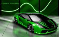 Green And Black Lamborghini  21 Cool Wallpaper