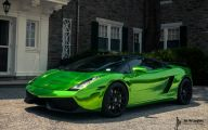 Green And Black Lamborghini  27 Free Wallpaper