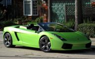 Green And Black Lamborghini  31 High Resolution Wallpaper