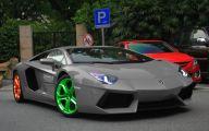 Green And Black Lamborghini  32 Free Hd Wallpaper
