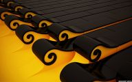 Hd Black And Yellow Wallpapers  9 Wide Wallpaper
