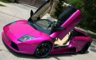 Hot Pink And Black Cars  12 Cool Hd Wallpaper