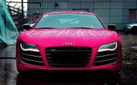 Hot Pink And Black Cars  24 Background