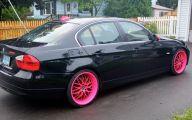 Hot Pink And Black Cars  28 Desktop Background
