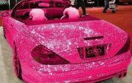Hot Pink And Black Cars  3 Wide Wallpaper