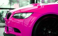 Hot Pink And Black Cars  35 Wide Wallpaper