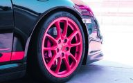 Hot Pink And Black Cars  4 Free Wallpaper
