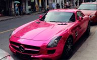 Hot Pink And Black Cars  5 High Resolution Wallpaper