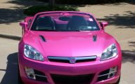 Hot Pink And Black Cars  7 Background
