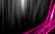 Hot Pink And Black Wallpaper  1 Wide Wallpaper