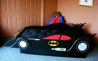 Pink And Black Batman Car  14 Desktop Background