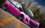 Pink And Black Cars  17 High Resolution Wallpaper