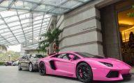 Pink And Black Cars  5 Desktop Wallpaper
