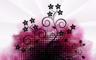 Pink And Black Wallpaper Designs 1 Background Wallpaper
