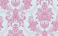 Pink Damask Wallpaper 1 Widescreen Wallpaper