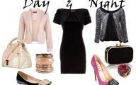 Plain Black Dresses  1 Wide Wallpaper