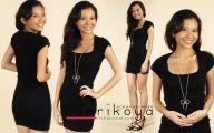 Plain Black Dresses  13 Background