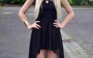 Plain Black Dresses  30 Background