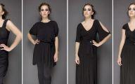 Plain Black Dresses  9 Hd Wallpaper