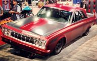 Red And Black Muscle Cars  25 High Resolution Wallpaper
