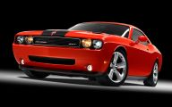 Red And Black Muscle Cars  6 Desktop Background
