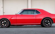 Red And Black Muscle Cars  9 Widescreen Wallpaper