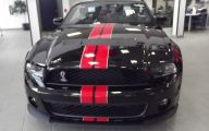 Red And Black Mustang Cars  13 Background Wallpaper