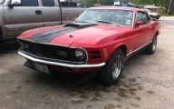Red And Black Mustang Cars  26 High Resolution Wallpaper