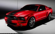 Red And Black Mustang Cars  37 Free Hd Wallpaper
