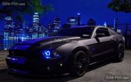 Red And Black Mustang Cars  6 Cool Wallpaper