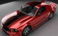 Red And Black Mustang Cars  8 Free Hd Wallpaper