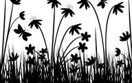 White And Black Wallpaper Designs 23 Desktop Wallpaper