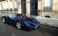 Black And Blue Ferrari 29 Hd Wallpaper