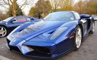 Black And Blue Ferrari 4 Free Hd Wallpaper
