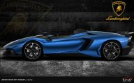 Black And Blue Lamborghini 11 Cool Hd Wallpaper