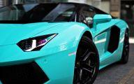 Black And Blue Lamborghini 14 Free Wallpaper