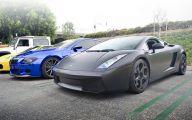 Black And Blue Lamborghini 20 Desktop Background