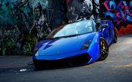 Black And Blue Lamborghini 25 Hd Wallpaper