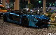 Black And Blue Lamborghini 29 Hd Wallpaper
