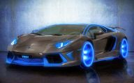 Black And Blue Lamborghini Wallpaper 11 Desktop Wallpaper