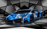 Black And Blue Lamborghini Wallpaper 14 Free Wallpaper