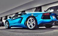 Black And Blue Lamborghini Wallpaper 2 Desktop Background