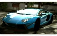 Black And Blue Lamborghini Wallpaper 20 Widescreen Wallpaper