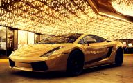 Black And Gold Exotic Cars 1 Hd Wallpaper