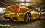 Black And Gold Exotic Cars 11 Desktop Background