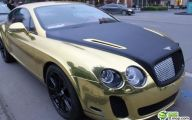 Black And Gold Exotic Cars 18 High Resolution Wallpaper