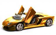 Black And Gold Exotic Cars 19 Desktop Background